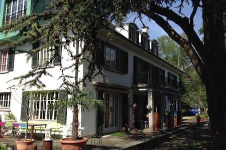 2-Zimmer-Wohnung in Villa - Biel/Bienne - Apartment