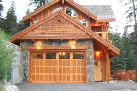 Luxury N Shore Tahoe Home by WEEK - Alpine Meadows