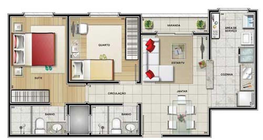 Parnamirim - Appartamento