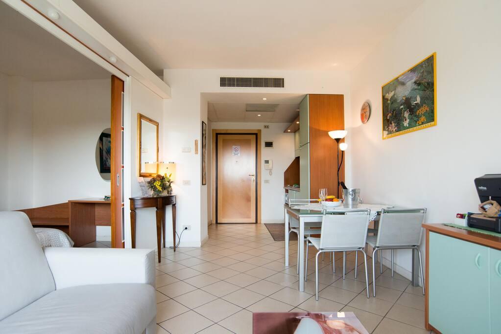 Myapartment venice at hand apartments for rent in for Visma arredo quarto d altino