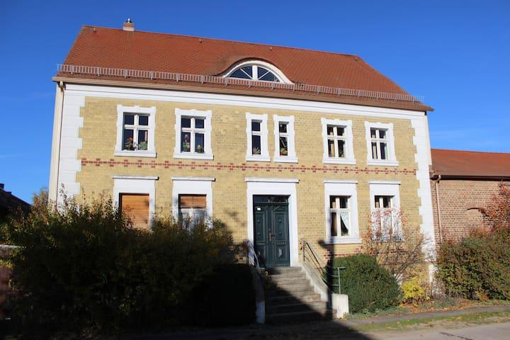 Wochenend und Sonnenschein - Nuthe-Urstromtal - Huis