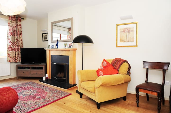 5-bed with  garden 15mins from City Centre - Drumcondra - Rumah