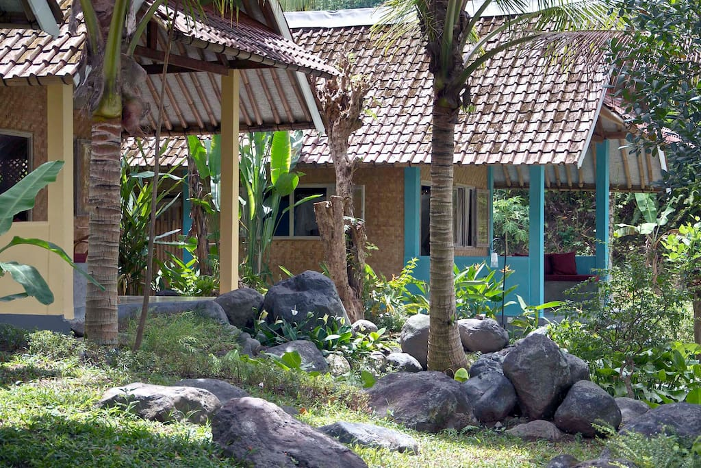 Shinta Romantic Family bungalow.