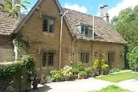 woodlands cottage - Gloucestershire - Hus