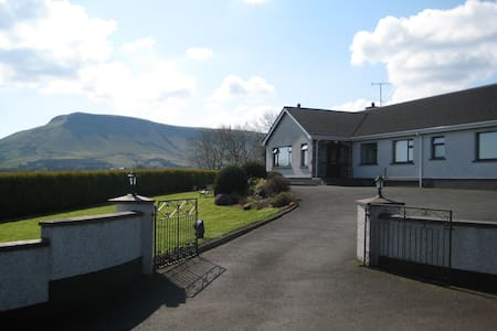 Cullentra House - Cushendall - Bed & Breakfast