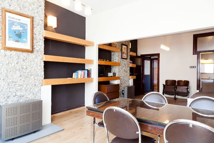Cosy apartment near Central Station - Antwerp - Apartment