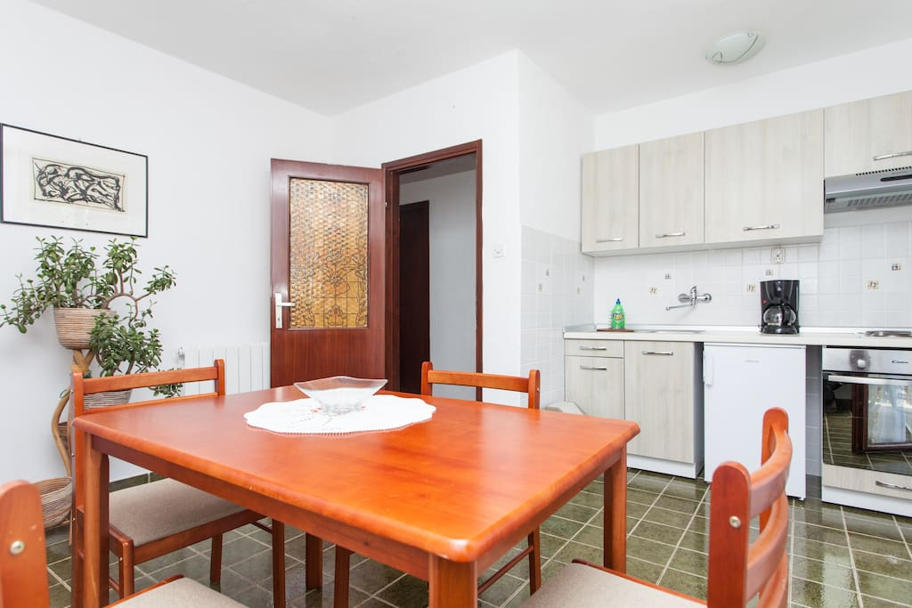 Family apartment on great location