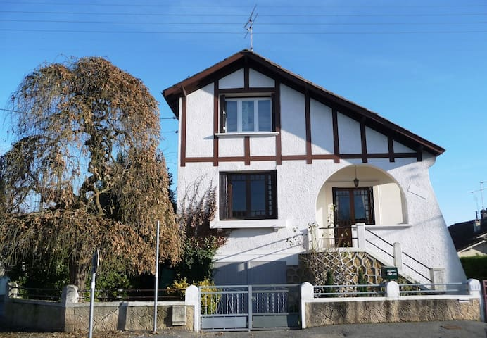 Maison de ville avec jardin - Bergerac - Huis