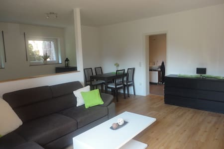 Siegburg: Modern 41sqm appartment with parking