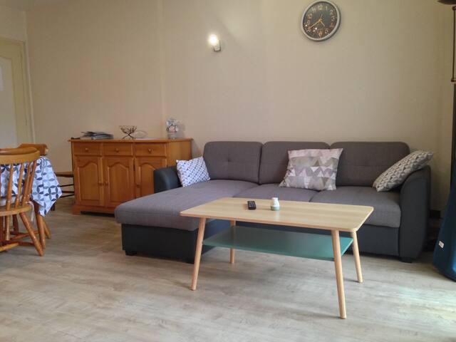 Appartement T2 tout confort dans résidence calme