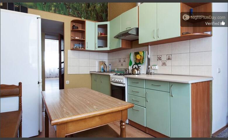 Уютная квартира на Французском бул.