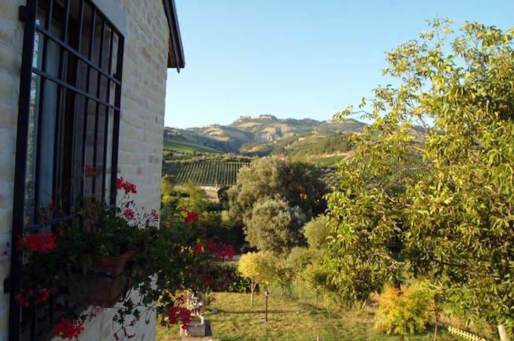 Casa Colonica Marchigiana - Ripatransone - Byt