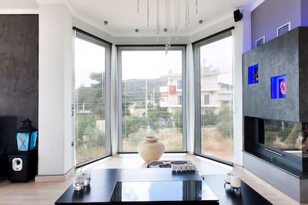amazing property near Athens - Άνω Λιόσια - Дом