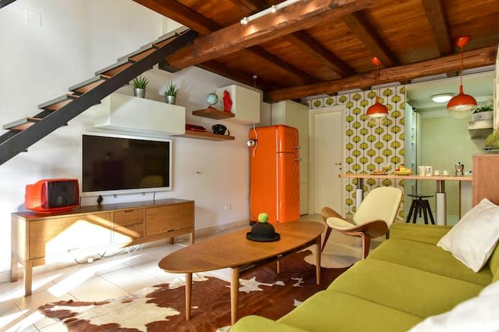 Loft Garden San Lorenzo 2