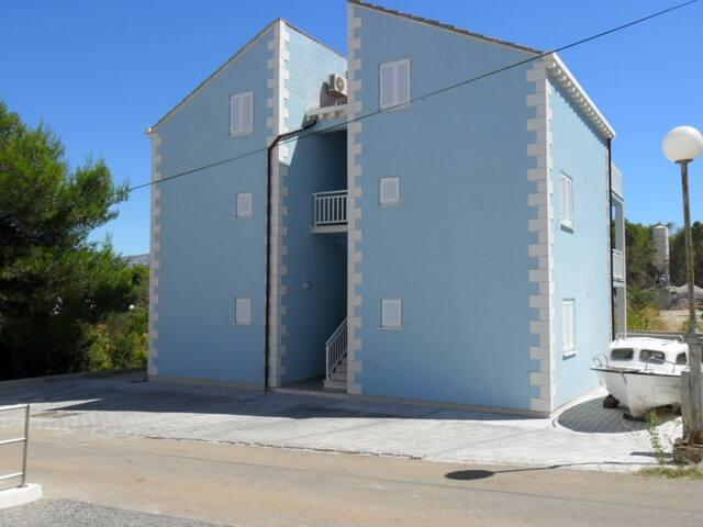 Apartment Blue House