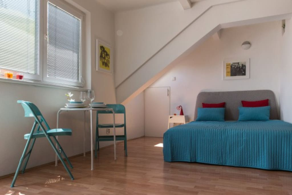 Perfect base for your stay in Prague