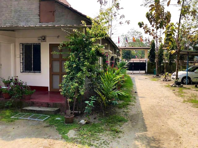 Sang Cottage 1: Parking, Garden, Near Monastery
