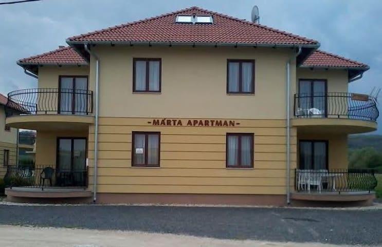 MÁRTA APARTMAN --- MOROZOVA  - Kehidakustány - Dům