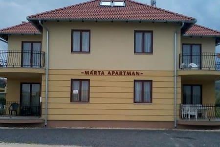 MÁRTA APARTMAN --- MOROZOVA  - Kehidakustány - House