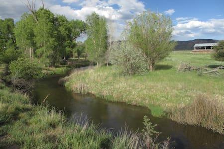 Mancos River Runs Through It! - Mancos - Apartemen