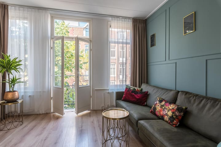 Vondelpark luxury suite  3 bedrooms