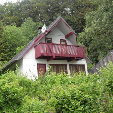 Vakantiewoning in mooie omgeving - Kirchheim - บ้าน