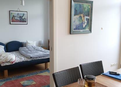 Wohnung in Toplage - zentral