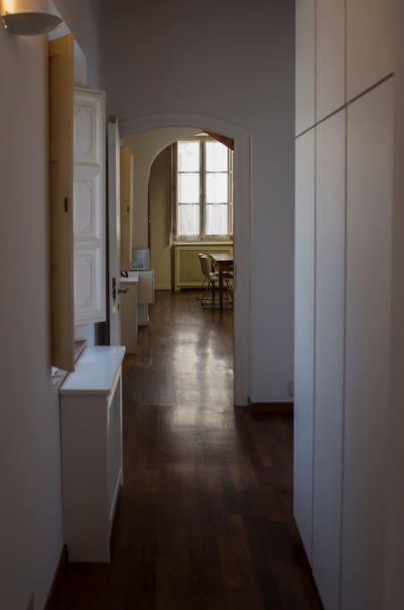 Corridor/corridoio