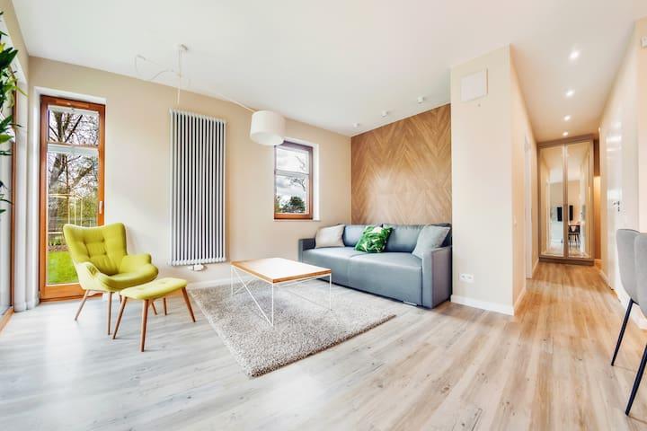 Królewskie Kamieniczki Apartament L 2 dla 4 osób