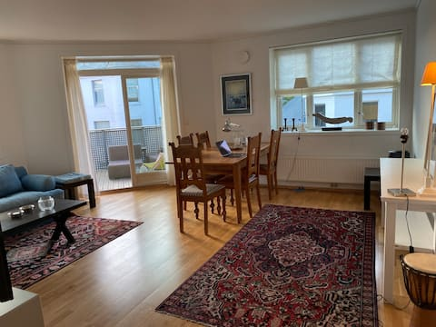 The apartment with all the facitly you need!