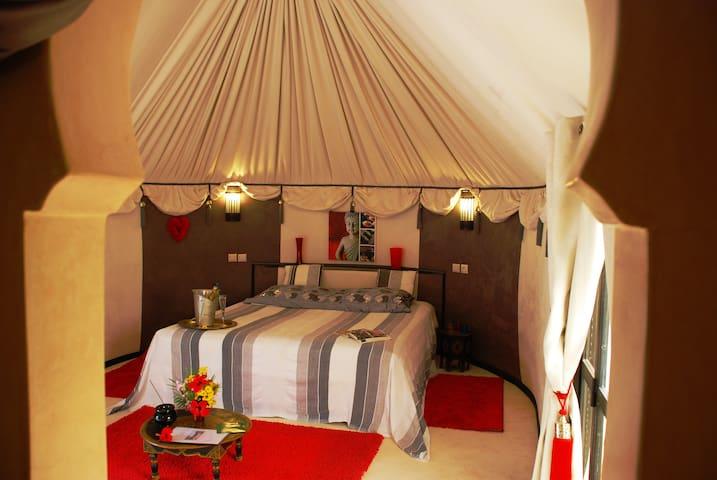 """N°5: Tente """" Erfoud """" - Marrakesh"""