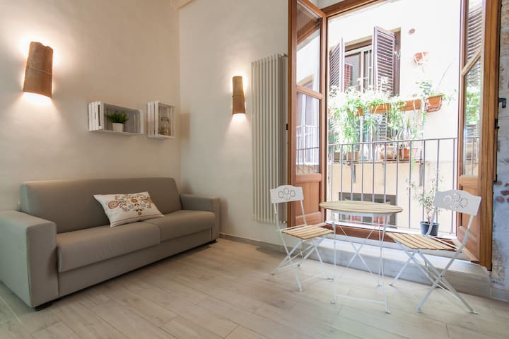 New!20m from Cathedral&mini terrace