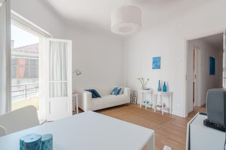 Room in Great Place - Alges/Belem (next to Lisbon)