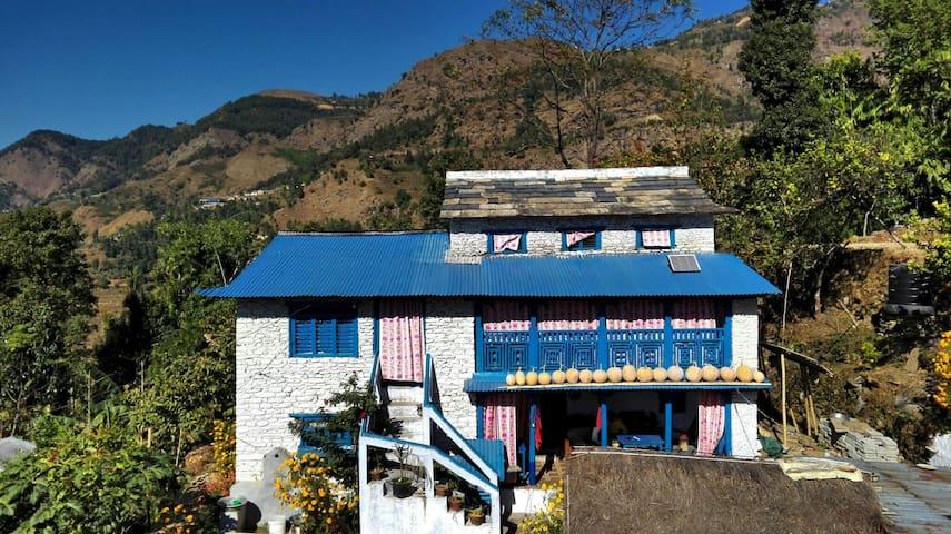 It Is Mountain homestay,