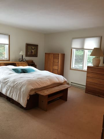Jackson Hole Master Suite B&B with Heated Floors