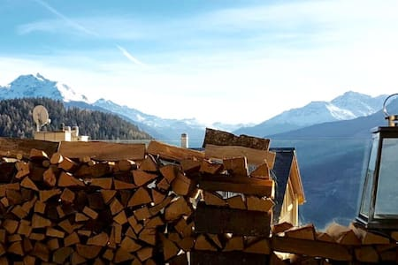 Ferienwohnung Bella Vista - Vaz/Obervaz