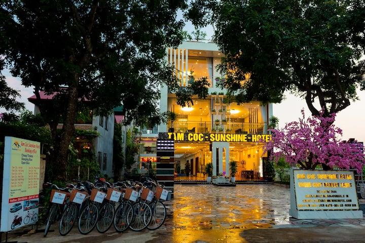 Deluxe Double Room - Tam Coc Sunshine Hotel