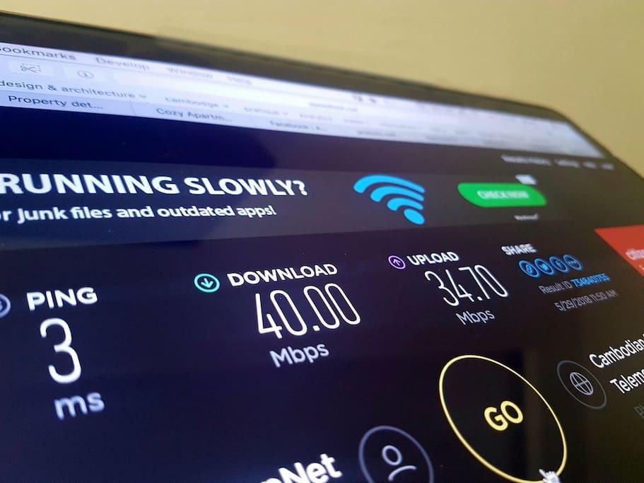 Speed Test Wifi