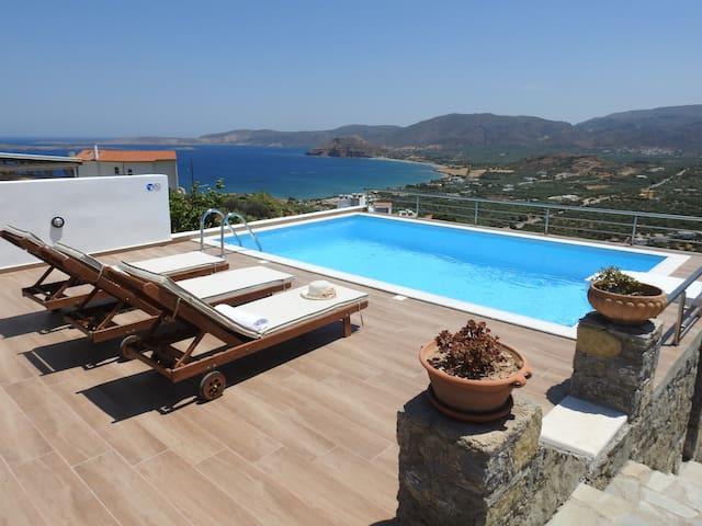 Villa Aiolos - swim & spa (private pool)