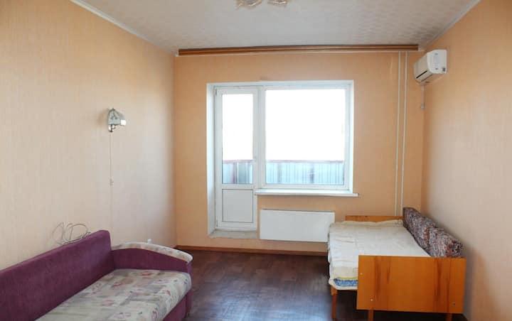 квартира на Жарова