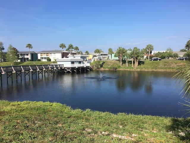 20 Acre Fresh Water fishing lake.