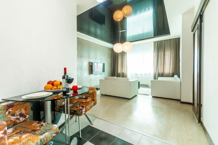 The best apartment in the centre of the capital