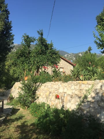 Hidden natural stone houses - Ulupınar Köyü