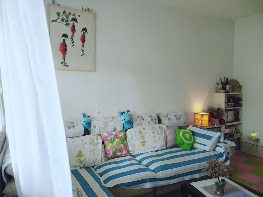 sitting room客厅
