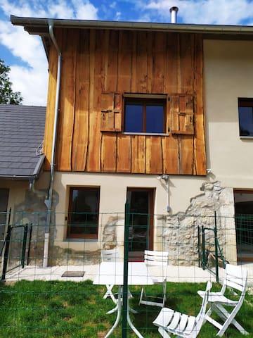 Entre lac et montagne a 5 min d'Aix-Les-Bains