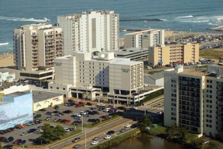 Ocean Key Resort in Virginia Beach, VA