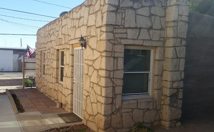 Route 66 RockHouse in Downtown Kingman, AZ