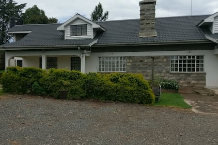 Cosy, furnished 2 bdrm unit close to Kericho town