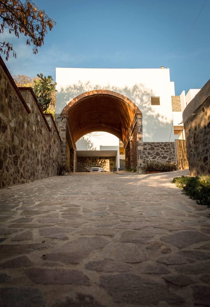Casa dos (Historic center) Quinta La Huerta