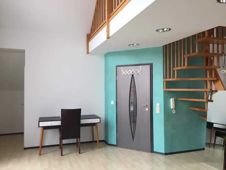 Herrliches Appartement mit privater Küche & Bad